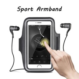 Iphone 5a UK - Universal Armband Case For Xiaomi Redmi 3 Pro 3s 4 Prime 3X 4A 4X 5A Waterproof Sport Cover Bag Running Gym Case For Xiaomi Mi 5