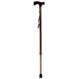 Yuwell yu821 костыли ходьба трости для мужчин старик трость старик ходунки трости костыль портативный занос регулируемая на Распродаже
