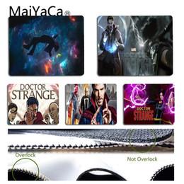 $enCountryForm.capitalKeyWord Australia - MaiYaCa Cool New Marvel Doctor Strange Mouse pad PC Computer mat Free Shipping Large Mouse Pad Keyboards Mat