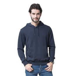 $enCountryForm.capitalKeyWord UK - Hot Sale High Quality Mens Pullover Hoodies Cotton Hip Hop Jogger Jumper Plus Size Streetwear Casual Sport Hooded Sweatshirt Black Navy Grey