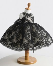 $enCountryForm.capitalKeyWord NZ - TUTU Dress Jewel Lace Ball Gown Bow Beautiful Cute Formal Wear Wedding Dress Flower Girl Dress