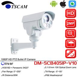 Discount mini ir surveillance cameras - new HD 1080P 2MP Mini PTZ Bullet IP Camera 10X Optical Zoom Lens Security Surveillance IR P2P ONVIF Outdoor Waterproof