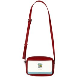 351810f2d1e Fun Shoulder Bags UK - Kiitos Life square PU women crossbody bags with  contrast colors in