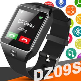 kids apple iwatch 2019 - DZ09S Smartwatch DZ09 upgraded Version Perfect PK DZ09 GT08 U8 A1 for Apple iwatch android Samsung iphone smart watchs c