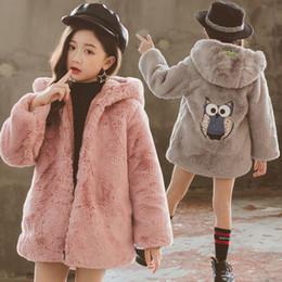 c39cfa46c Girls Faux Fur Coat Kids Australia