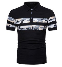 $enCountryForm.capitalKeyWord UK - 2018 new Brand style mens polo shirt Top printing men short sleeve cotton shirt jerseys polos shirt Hot Sales Men clothing tee