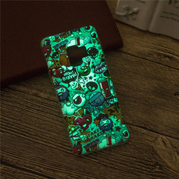 $enCountryForm.capitalKeyWord NZ - Delight Shell For iPhone XS Plus Soft Lumious TPU IMD Gel Rubber Silicone iPhone XS Skull Flower Cellphone Case