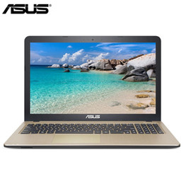 """China Gaming Computers NZ - Asus FL5700UP7500 Gaming Laptop 4GB RAM 1TB ROM 15.6"""" Computer I7 7500U 2.7GHz Dual Graphics Cards Notebook 1366*768"""