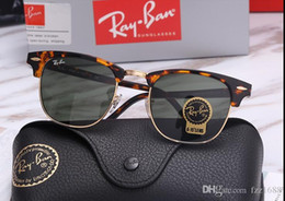 $enCountryForm.capitalKeyWord Canada - 2019 Ray Aviator Vintage Sunglasses Pilot Men Women 54mm Bans UV400 Polarized Band Mirror Glass BEN Sun Glasses with case and box
