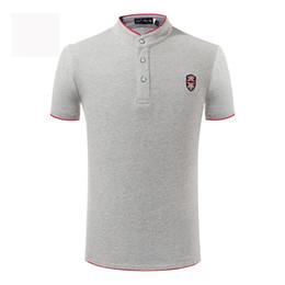 220f1d32a0e Mens suMMer linen clothing online shopping - New Summer Men Collar Shirt  Men Clothing Solid Mens