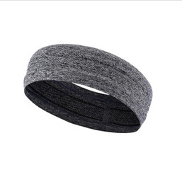 Red head bands online shopping - Outdoor running cycling headband sport fitness sweatband Anti skid bike cycling hair bands wome men yoga sweat wicking head bands