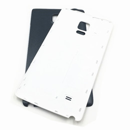 $enCountryForm.capitalKeyWord UK - OEM New Battery Cover For Samsung Galaxy Note 4 Note4 edge N915 VS N915P N9150 Back Battery Door Housing Rear Cover Case Double