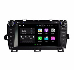 Car prius online shopping - Android Quad Core quot Car DVD Car radio dvd GPS Multimedia Head Unit for Toyota Prius Right Left driving