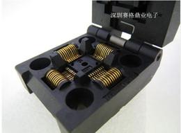 Ford adapter online shopping - Original YAMAICHI IC Test Seat QFP40 Burning Programme Socket Adapter