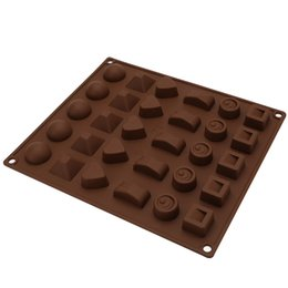 $enCountryForm.capitalKeyWord UK - Chocolate Mold Silicone Round Heart Shape Cake Mold Cake Tools Baking Tools Soap Decorating