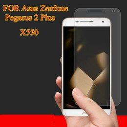tempered glass screen asus zenfone NZ - 9H 2.5D Screen Protector Tempered glass For Asus Zenfone Pegasus 2 Plus 2plus X550 asus_X550 5.5 inch sklo Glass Film