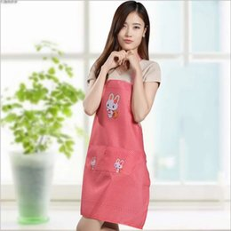 hot home dress 2019 - NEW HOT Fashion Lady Women Apron Home House Kitchen Chef Butcher Restaurant Cooking Baking Dress cheap hot home dress