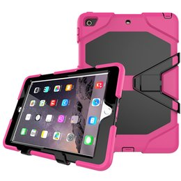 c9dbfad0ced High Quality Silicone Heavy Duty Protection Cover Case For New iPad 2017  model A1822 A1823 Tablet + Pen