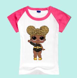 2445fc9626a24 Por encargo 67723 niños de dibujos animados lol muñecas camisetas niños  verano ropa de bebé BHYCJ234
