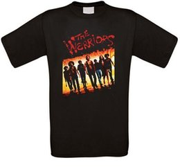 China The Warriors New York Gangs Fight Music Cult Movie T-Shirt all sizes New suppliers