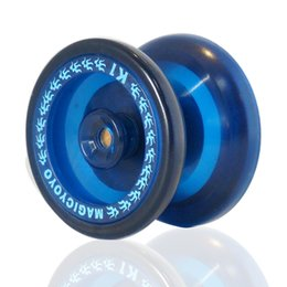 yoyo Australia - New arrive MAGICYOYO K1 YOYO New colors Professional yoyo Toys Special Props yoyo Suitable for beginners