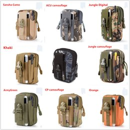 Outdoor Camping Climbing Bag Tactical Molle Hip (Multi-function Bags Waist Belt Wallet Pouch Purse Phone Case for iPhone 7 for Samsung from leopard shipping manufacturers
