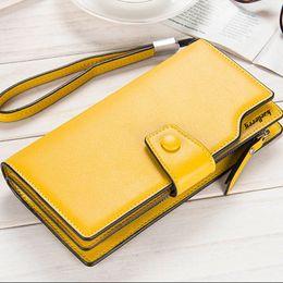 $enCountryForm.capitalKeyWord NZ - Women Wallets Fashion Zipper Hasp Lady Evening Bag Female Coin Purse Big Capacity Phone Bag Girls Long Handbag