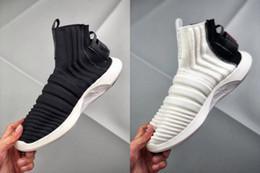 buy online e3602 ee38c 2018 New Crazy 1 ADV Sock PK Dart Light Like Pazzo Primeknit Calzature  sportive Sneakers Spedizione gratuita uomini Scarpe casual