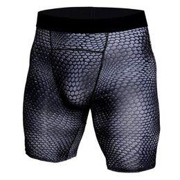 $enCountryForm.capitalKeyWord NZ - Casual Clothing Mens Shorts Tights Men Compression Short Fitness Bodybuilding Short Pants Gyms Quick Dry Slim Fit Shorts Leggings