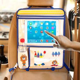 Discount car seats baby kids - Auto Back Car Seat Organizer Holder Travel Storage Hanging Bag diaper bag baby kids car seat ipad hanging