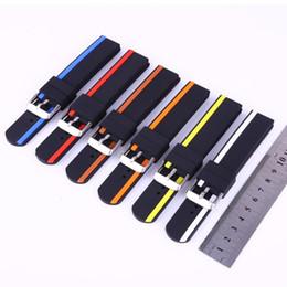 $enCountryForm.capitalKeyWord UK - 20mm watch strap Rubber Sport Watchbands Diver Waterproof Silicone Watch Band strapon watchbands