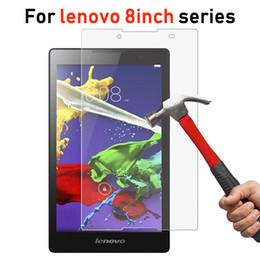 verre de protection pour Lenovo Tab 3 8 850F 850M 850L écran de verre trempé pour Lenovo Tab 2 A8 50 A8-50 A5500 A8-50F protéger