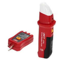 $enCountryForm.capitalKeyWord NZ - UNI-T UT25B Professional Automatic Circuit Breaker Finder Socket Tester Electrician Diagnostic-tool with LED Indicator