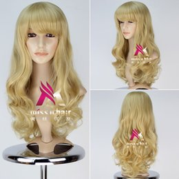 anime picture NZ - Kagerou Project Kano Syuuya Long Dark Blonde Anime Cosplay Party Wig Hair>>>>Free shipping New High Quality Fashion Picture wig