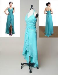 $enCountryForm.capitalKeyWord Australia - Stock Shoulder beSplits Bridesmaid dress Chiffon knot Junior Two shoulder straps Evening Dresses formal dress bridal gown bridal dress