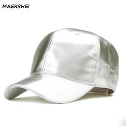 ... cheap price 2c595 9092a MAERSHEI brand baseball cap snapback leather men  and women cap Casquette gorras ... 0f4332e35bfd