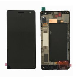 $enCountryForm.capitalKeyWord NZ - 100% Original For Lumia 730 735 LCD Display Touch Screen Digitizer Assembly with Frame or lumia 730 lcd without frame