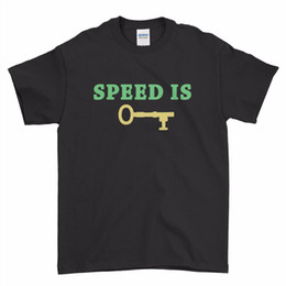 China Jacksepticeye Jack Septic Eye Speed is the Key Boys Men T Shirt Top Tee suppliers