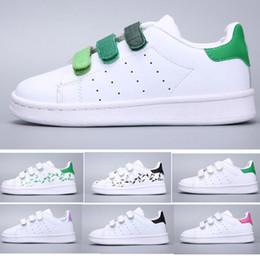 niños zapatos niños niñas zapatillas 2018 primavera otoño invierno nueva llegada moda súper estrella adolescente zapatos casuales calzado infantil en venta