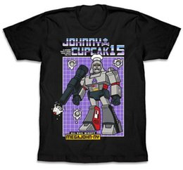 $enCountryForm.capitalKeyWord UK - Johnny Cupcakes (Men's) T-Shirt: Mega Johnny Men Men 2018 Summer Round Neck Men'S T Shirt New Fashion For Men Short Sleeve top tee