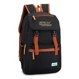 7d4433780a88 Brand Nylon Men Women Backpack College High Middle School Bags For Teenager  Boys Girls Laptop Travel Backpacks Rucksacks