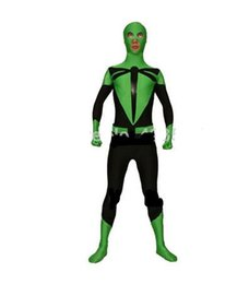 Wholesale superhero cosplay zentai for sale – halloween Cosplay Dragonfly Man clothes dragonfly superhero movie straitest halloween