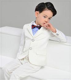 Royal Performance Suits Australia - Three-piece children's suit suit dress, suitable for performances, party parties, free to choose the color you like