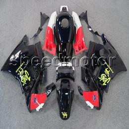 $enCountryForm.capitalKeyWord Australia - 23colors+Gifts RED white BLACK motorcycle cowl Fairing for HONDA CBR600 F2 1991 1992 1993 1994 600F2 91 92 93 94 ABS plastic kit