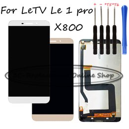 $enCountryForm.capitalKeyWord Canada - 100% Tested Replace New For LeTV Le 1 Le1 one pro X800 LCD Touch Screen Digitizer+LCD Display assembly Repair parts + Free Tools