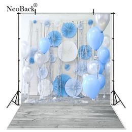 Discount Vinyl Photography Backdrop Balloon Backgrounds Vinyl