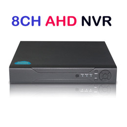 hd ahd cctv camera Australia - AHD-H (1080P@25fps) 8CH 1080P AHD-DVR CCTV Surveillance Full-HD H.264 DVR HDMI VGA 8 Channel Video Recorder 1080P AHD Camera