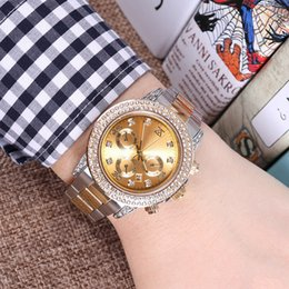$enCountryForm.capitalKeyWord Canada - 2018 Luxury Gold President Day-Date Diamonds Watch Men Stainless Mother of Pearl Dial Diamond Bezel Automatic WristWatch AAA mens Watche
