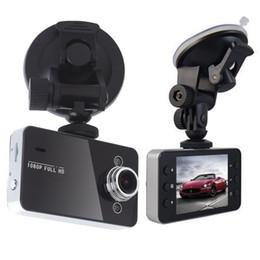 Hd Hot Car NZ - Hot DVR K6000 1080P Full HD LED Night Recorder Dashboard Vision Veicular Camera dashcam Carcam video Registrator Car DVR