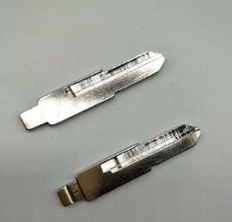 $enCountryForm.capitalKeyWord Australia - New 10Pcs lot Best Qualit Metal Blank Uncut Flip KD Remote Key Blade Type NO.41